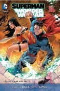 Superman/Wonder Woman 2: War and Peace (The New 52) (Hardcover)