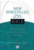 Bib Nkjv New Spirit Filled Life Bible Ki: New King James Version New Spirit-Filled Life Bible; Kingdom Equipping ... (Hardcover)