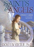 Saints &amp; Angels Oracle Cards (Cards)