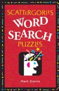 Scattergories Word Search Puzzles (Paperback)