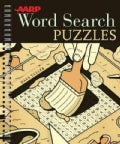 AARP Word Search Puzzles (Spiral bound)