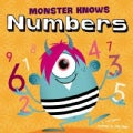 Monster Knows Numbers (Hardcover)