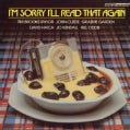 I&#39;m Sorry I&#39;ll Read That Again (CD-Audio)