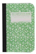 Parsley Pocket-Size Decomposition Book: College-Ruled Composition Notebook With 100% Post-Consumer-Wa... (Notebook / blank book)