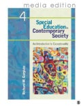 Special Education in Contemporary Society: An Introduction to Exceptionality: Media Edition (Paperback)