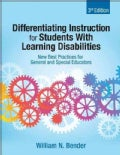 Differentiating Instruction for Students with Learning Disabilities: New Best Practices for General and Special E... (Paperback)