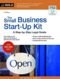 The Small Business Start-Up Kit (Paperback)