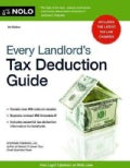 Every Landlord&#39;s Tax Deduction Guide (Paperback)