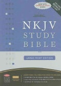 NKJV Study Bible: New King James Version, Burgundy, Bonded Leather