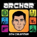 Archer 2014 Calendar (Calendar)