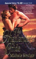 The Highlanders Bride (Paperback)
