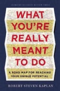 What You're Really Meant to Do: A Roadmap for Reaching Your Unique Potential  (Hardcover)