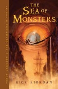 The Sea of Monsters (Paperback)