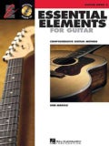 Essential Elements for Guitar: Comprehensive Guitar Method