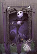 The Nightmare Before Christmas Journal (Notebook / blank book)