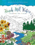 Beside Still Waters: Coloring the Psalms (Paperback)