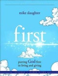 First: Children's: Putting God First in Living and Giving (Paperback)