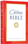 Children's Bible: English Standard Version, Red (Hardcover)