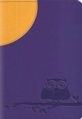 Holy Bible: English Standard Version, Moonlight Owl, Trutone, Kid's Compact Bible (Paperback)