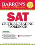Barron&#39;s Sat Critical Reading Workbook (Paperback)