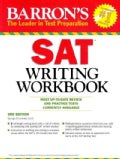 Barron's SAT Writing Workbook (Paperback)