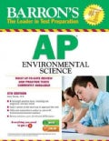 Barron's Ap Environmental Science (Paperback)