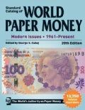 2015 Standard Catalog of World Paper Money - Modern Issues: 1961-present (Paperback)