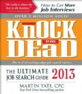 Knock &#39;em Dead 2013: The Ultimate Job Search Guide (Paperback)