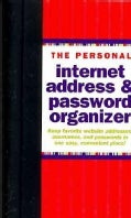 The Personal Internet Address & Password Logbook (Spiral bound)