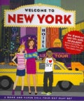 Welcome to New York: A Book and Paper Doll Fold-Out Play Set (Hardcover)