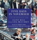 Five Days in November (CD-Audio)