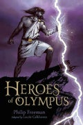 Heroes of Olympus (Hardcover)