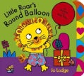 Little Roar's Round Balloon (Board book)