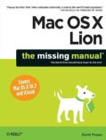 Mac OS X Lion: The Missing Manual (Paperback)