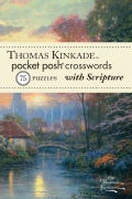 Thomas Kinkade Pocket Posh Crosswords 1 with Scripture: 75 Puzzles (Paperback)