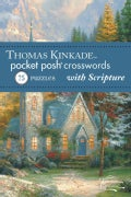 Thomas Kinkade Pocket Posh Crosswords 2 with Scripture: 75 Puzzles (Paperback)