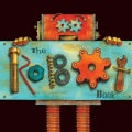 The Robot Book (Board book)