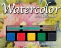 Watercolor 2015 Calendar (Calendar)