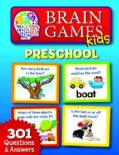 Brain Games Kids Preschool (Paperback)