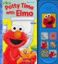Potty Time With Elmo (Novelty book)