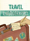 Travel Listography: Exploring the World in Lists (Diary)