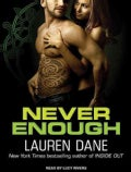 Never Enough (CD-Audio)