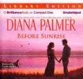 Before Sunrise: Library Edition (CD-Audio)