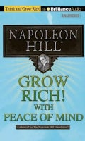 Grow Rich With Peace of Mind (CD-Audio)