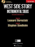 West Side Story Instrumental Solos: Cello and Piano: Intermediate to Advanced Level