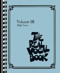The Real Vocal Book: High Voice (Paperback)