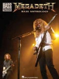 Megadeth Bass Anthology (Paperback)