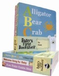 Baby's First Bookshelf (Board book)