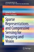 Sparse Representations and Compressive Sensing for Imaging and Vision (Paperback)