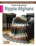 Ripple Afghans: The Best of Mary Maxim (Paperback)